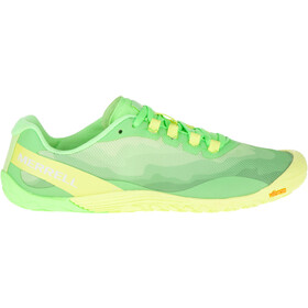 Merrell Vapor Glove 4 Shoes Dame sunny lime